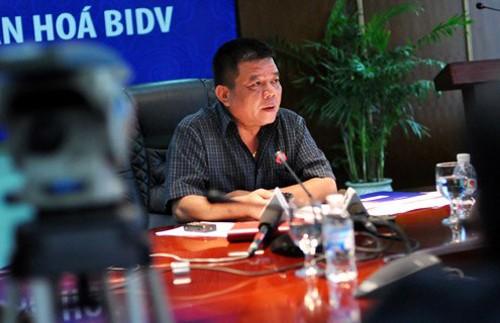 Ông Trần Bắc Hà cho rằng ngân sách nên nuôi dưỡng nguồn thu và tạo điều kiện cho các ngân hàng nâng cao năng lực tài chính