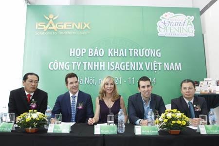 Isagenix Việt Nam thông báo giải thể sau gần 2 năm hoạt động tại thị trường Việt Nam