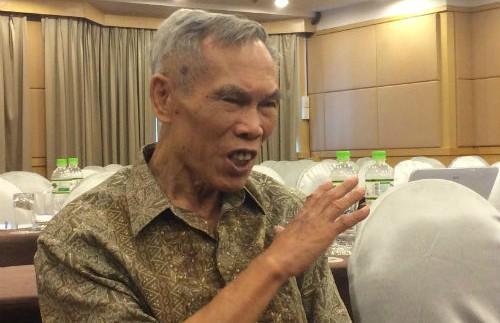 Nguyên Bộ trưởng Thương mại - Trương Đình Tuyển lo lắng lạm phát có nguy cơ vượt trần 5% cuối năm nay. Ảnh: H.T