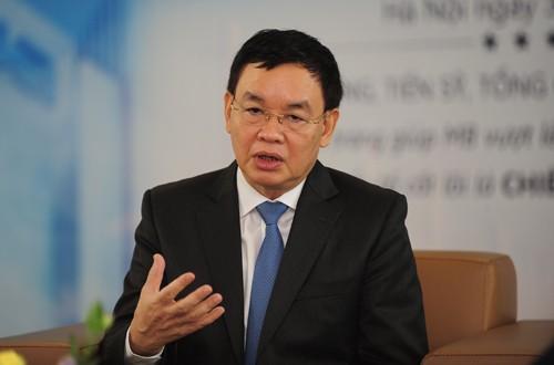 MB sẽ rút ngắn khoảng cách với các ngân hàng thương mại vốn Nhà nước trong 5 năm tới. Ảnh: Dũng Minh.