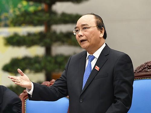 Thủ tướng Nguyễn Xuân Phúc nêu đích danh các bộ, ngành giữ lợi ích cục bộ trong quy hoạch ngành