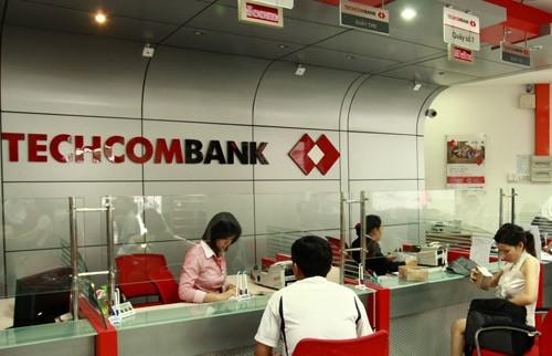 Tỷ lệ nợ xấu của Techcombank tăng nhẹ lên 1,89%