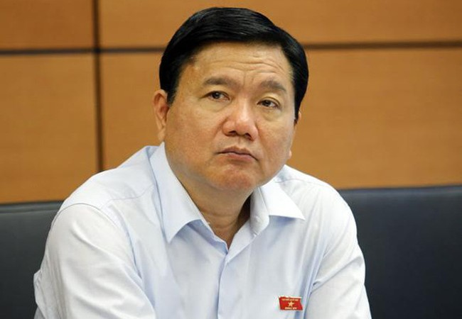 Ông Đinh La Thăng bị cảnh cáo, cho thôi chức Ủy viên Bộ Chính trị