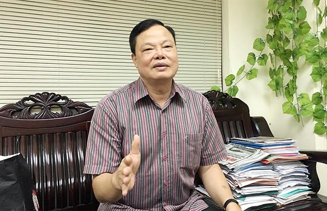 Ông Phạm Trọng Đạt.