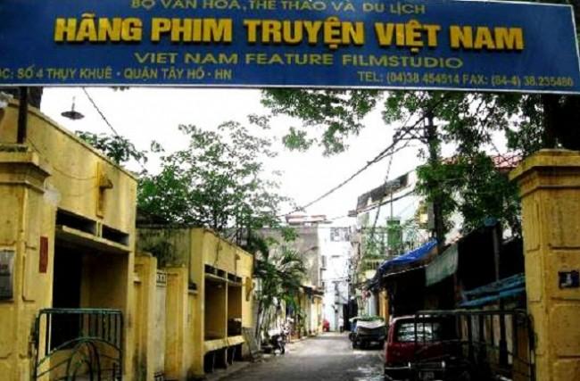 Hãng phim truyện Việt Nam sẽ được cổ phần hóa