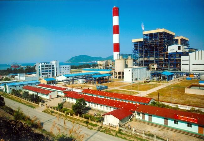 Nhà máy nhiệt điện của Công ty Gang thép Hưng nghiệp Formosa Hà Tĩnh