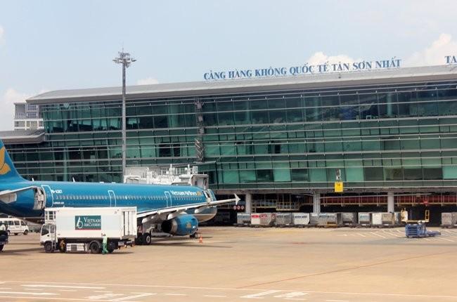 Cảng hàng không Quốc tế Tân Sơn Nhất