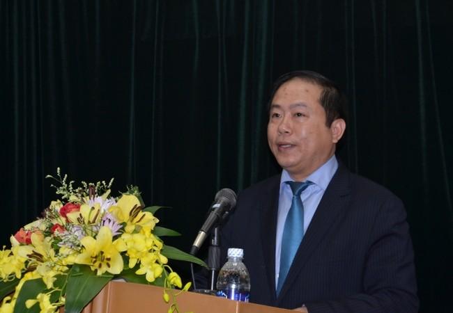 Ông Vũ Anh Minh, tân Chủ tịch Hội đồng thành viên Tổng công ty Đường sắt VN