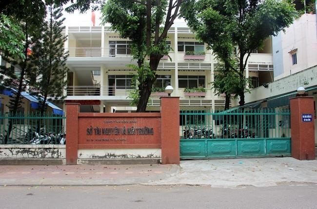 Trụ sở Sở Tài nguyên và Môi trường tỉnh Bình Định