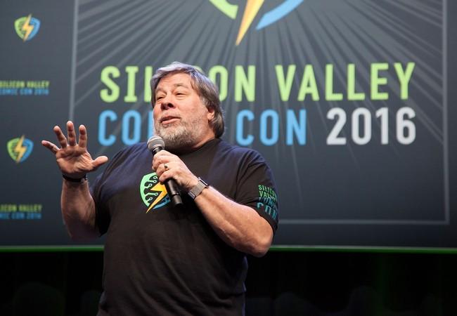 Đồng sáng lập Apple Steve Wozniak