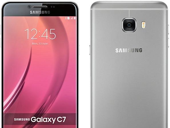 Galaxy C7 thế hệ đầu tiên