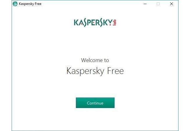 Kaspersky phiên bản miễn phí