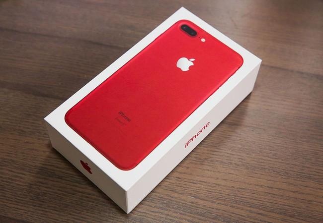 iPhone 7 mới có màu đỏ nổi bật