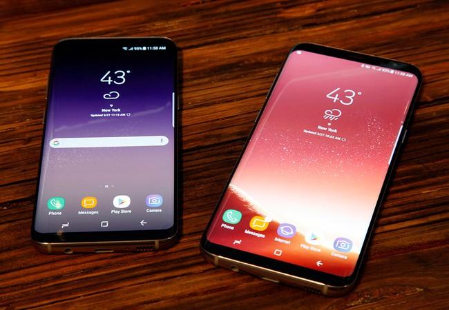 Galaxy S8 được trang bị rất nhiều tính năng thú vị