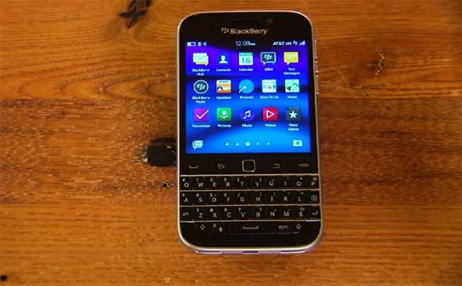 BlackBerry giành được thắng lợi trong một vụ kiện với Qualcomm