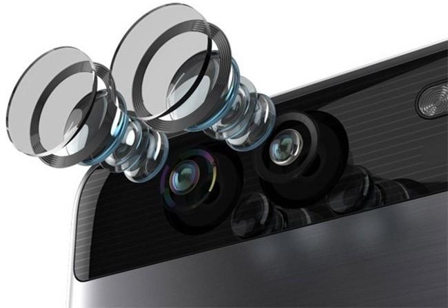 camera kép đang là tiêu chuẩn mới cho smartphone