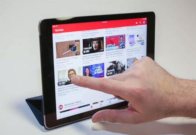 iPad của Apple là máy tính bảng có được nhiều người ưa chuộng