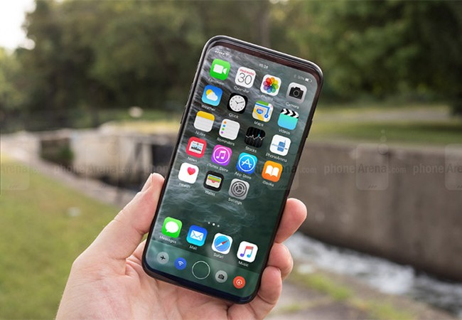 Ảnh dựng iPhone 8