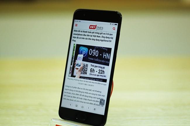 Mi 6 là smartphone thuộc phân khúc cao cấp của Xiaomi