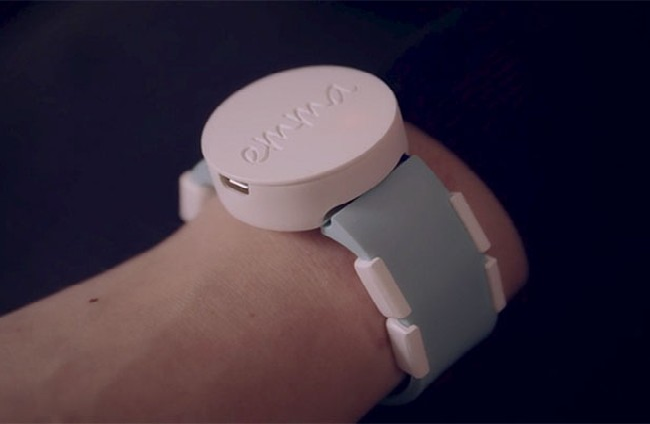 Thiết bị đeo tay Emma Watch