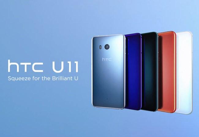 HTC U 11 vừa được công bố ngày hôm nay (16/5)