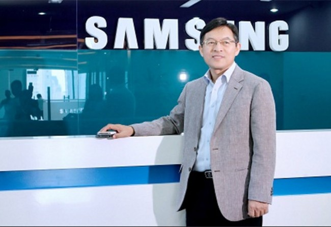 Tân Tổng giám đốc Tổ hợp Samsung Việt Nam