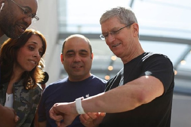 Apple Watch sẽ có khả năng đo đường huyết