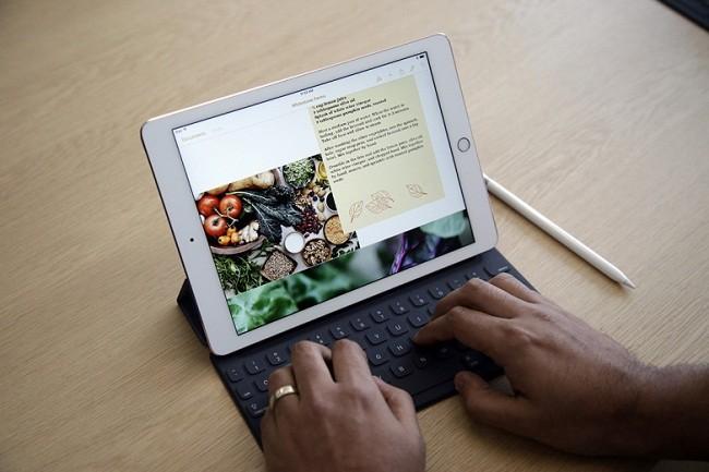 iPad 10,5 inch có thể được ra mắt tại sự kiện WWDC 2017 tổ chức vào tháng tới.