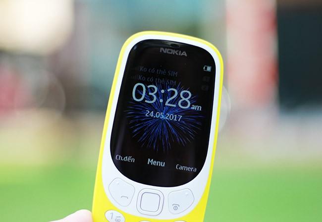 Nokia 3310 phiên bản 2017