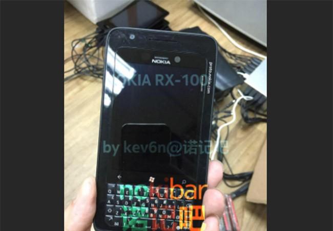 Nokia RX-100 đã không được phát hành