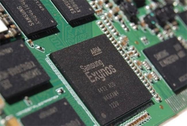 Samsung là nhà sản xuất chip di động hàng đầu thế giới