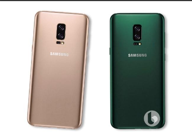 Galaxy Note 8 có các góc vuông vức hơn Galaxy S8 cho dù thiết kế tương tự nhau