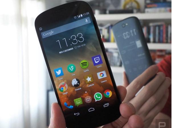 Yota được ví như điện thoại iPhone của Nga