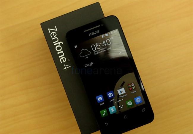 Asus ZenFone 4 (ảnh Phone Arena)