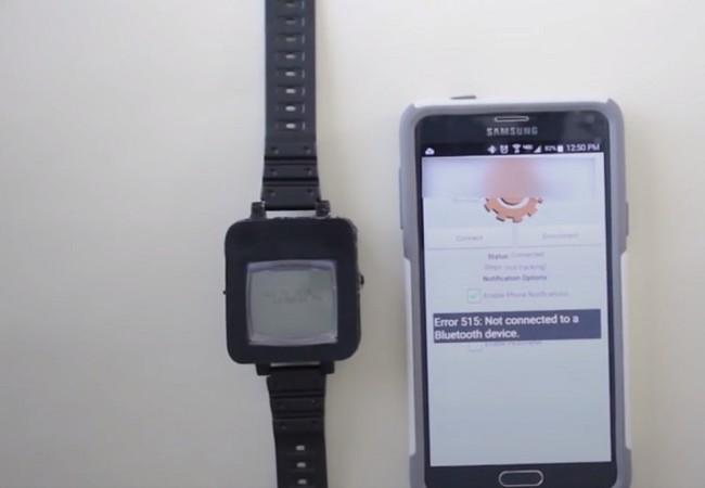 Biến điện thoại Nokia cũ thành smartwatch