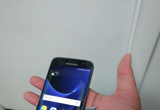Đến lượt Galaxy S7 lộ video thực tế, pin không cao như kỳ vọng