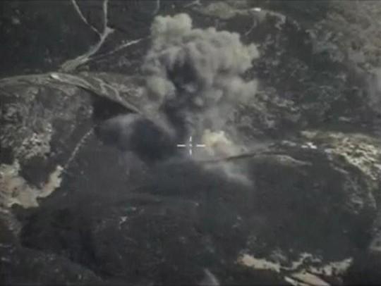 Các chiến dịch không kích của Nga thực sự là nỗi kinh hoàng của IS tại Syria.