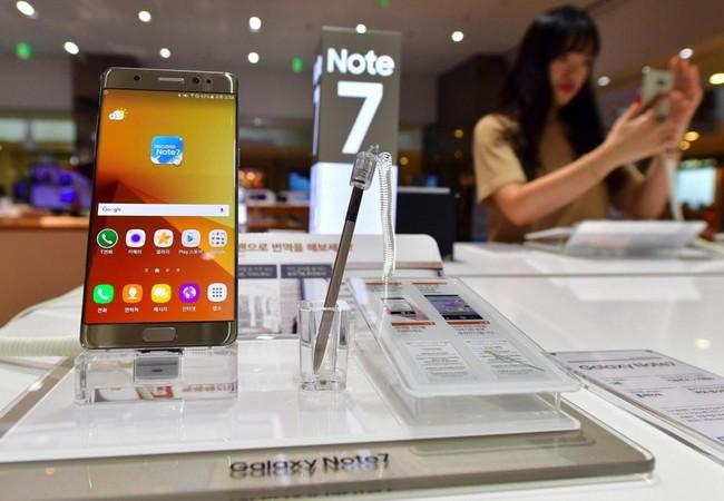 Vietnam Airlines từ chối vận chuyển Samsung Galaxy Note 7 dưới mọi hình thức.