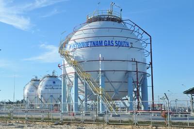 PV Gas South bị Cục Thuế TP. HCM xử phạt tổng cộng 1.482.830.369 đồng. (Ảnh: PGS)