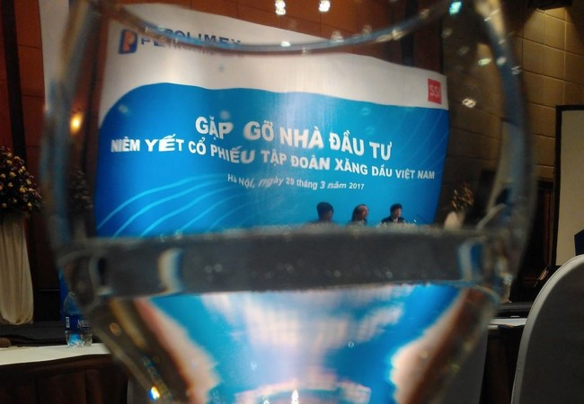 Sau giao dịch, Petrolimex vẫn còn 135 triệu cổ phiếu quỹ. (Ảnh: Đan Nguyên)