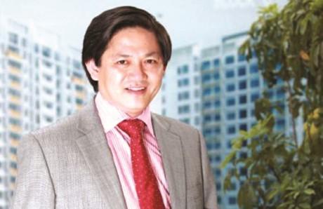 Doanh nhân Nguyễn Văn Liêm, ông chủ ThanhNien Corp và là người có ảnh hưởng lớn tới sự phát triển của SSN. (Ảnh: Internet)