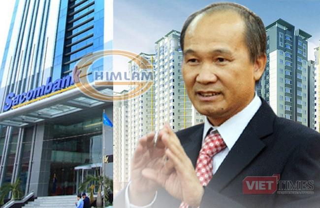 Thị trường đang nói nhiều đến mối quan hệ Him Lam – Sacombank. (Ảnh: H.N)