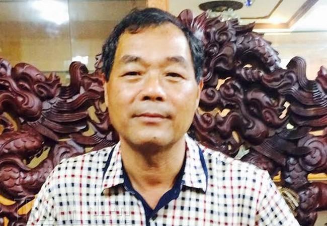 Ông Trầm Bê, nguyên Phó chủ tịch HĐQT kiêm Chủ tịch Hội đồng tín dụng Sacombank. (Ảnh: T. Xuân - Thanhnien.vn)