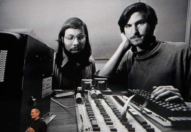 Apple do Steve Jobs và Steve Wozniak sáng lập vào năm 1976 (ảnh Business Insider)