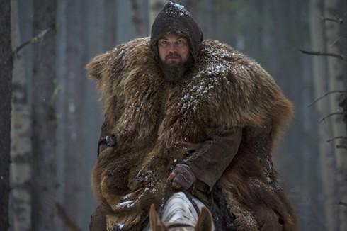 """Vai diễn trong """"The Revenant"""" cũng đã mang về đề cử Oscar lần thứ 6 cho Leonardo DiCaprio."""