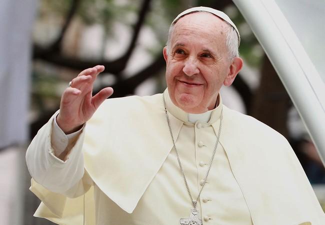 Video: Khi Giáo hoàng nổi giận