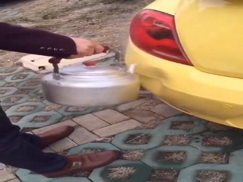 Video:Mách bạn mẹo chữa móp ô tô cực nhanh