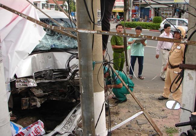 Tình huống nguy hiểm chết người tài xế cần luôn nhớ