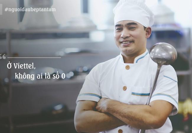 Nhân viên xuất sắc nhất Viettel trên toàn cầu từng là chủ nhà hàng có tiếng