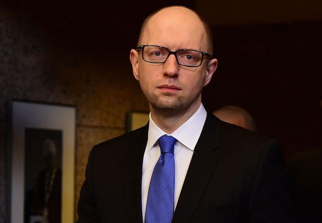 Video: Thông điệp từ chức của Arseniy Yatseniuk